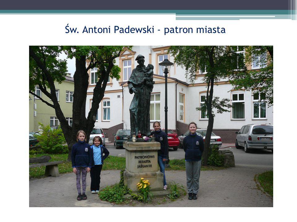 Św. Antoni Padewski - patron miasta