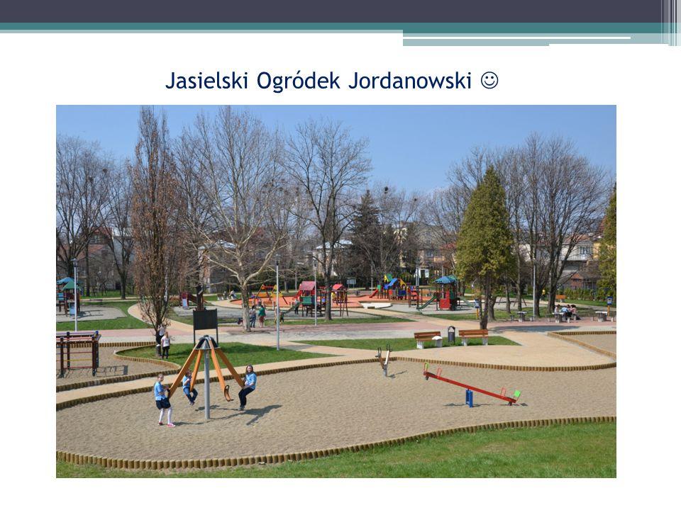 Jasielski Ogródek Jordanowski 