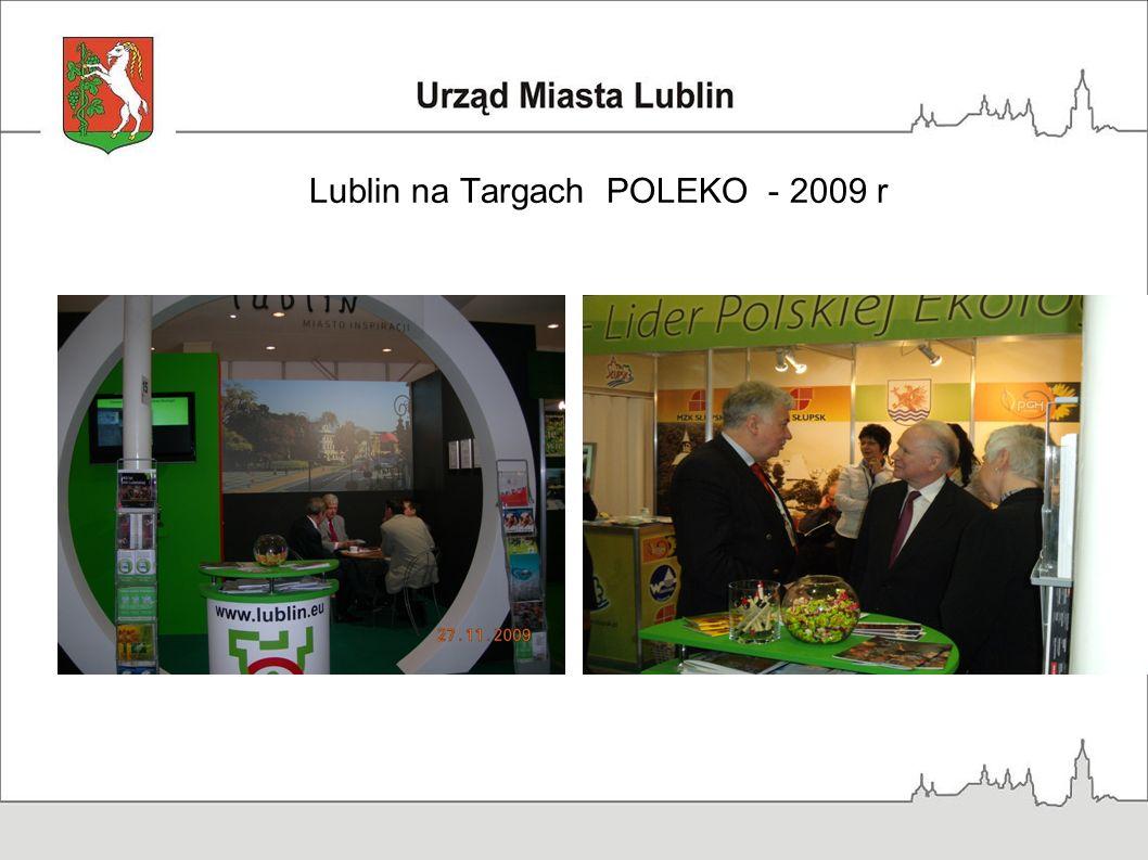 Lublin na Targach POLEKO - 2009 r