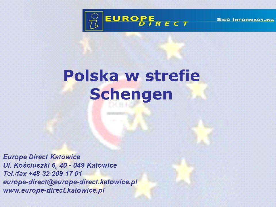 Polska w strefie Schengen