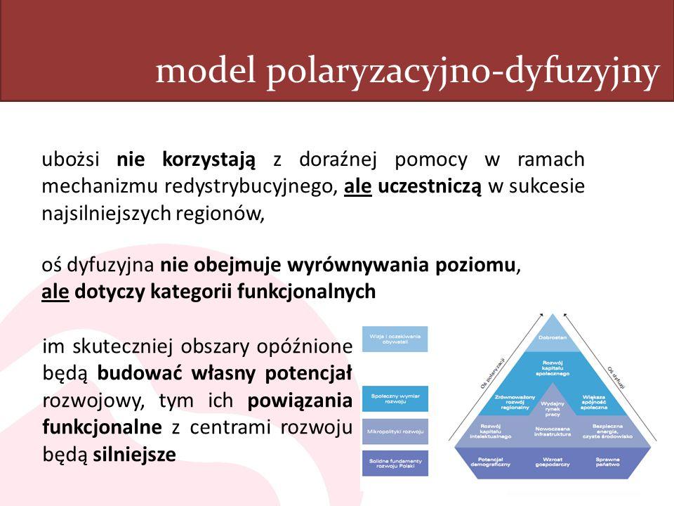 model polaryzacyjno-dyfuzyjny