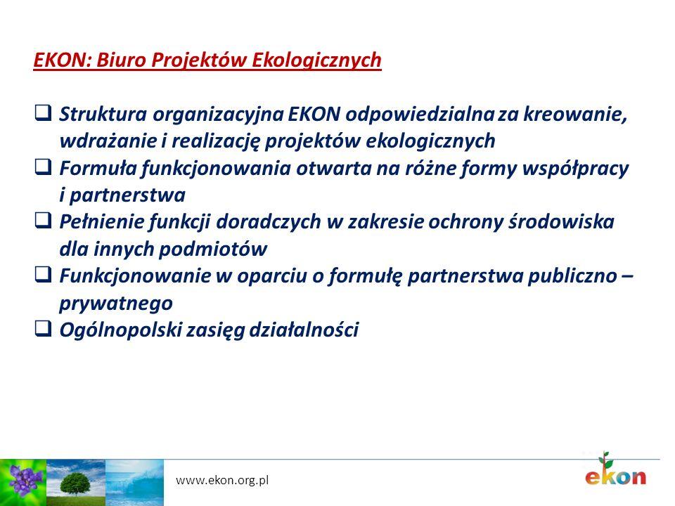 EKON: Biuro Projektów Ekologicznych