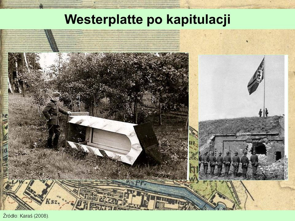 Westerplatte po kapitulacji