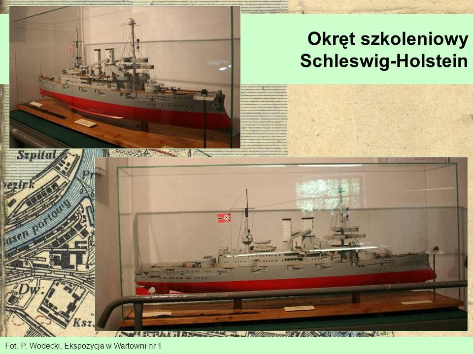 Okręt szkoleniowy Schleswig-Holstein