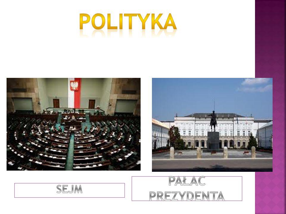 POLITYKA PAŁAC PREZYDENTA SEJM