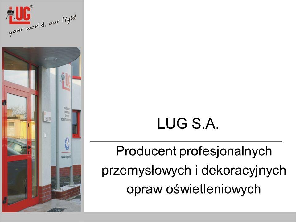 LUG S.A. Producent profesjonalnych przemysłowych i dekoracyjnych