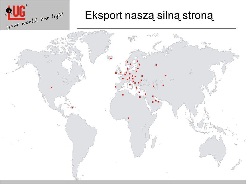 Eksport naszą silną stroną