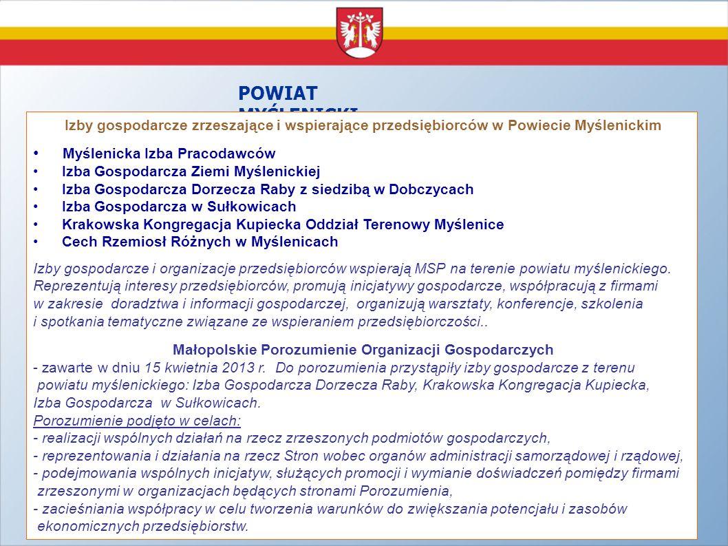 Małopolskie Porozumienie Organizacji Gospodarczych