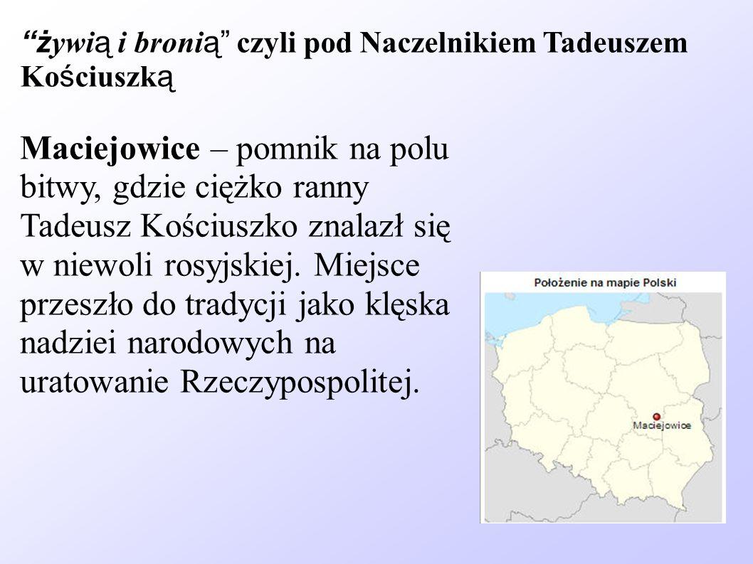 uratowanie Rzeczypospolitej.
