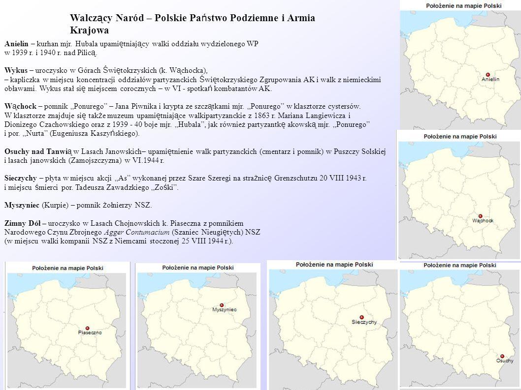 Walczący Naród – Polskie Państwo Podziemne i Armia Krajowa