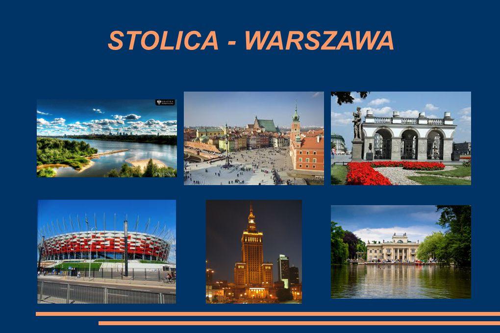 STOLICA - WARSZAWA