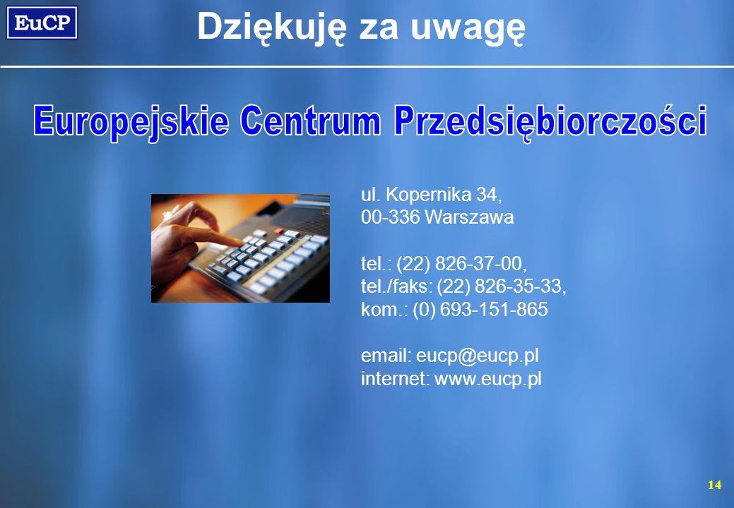 Europejskie Centrum Przedsiębiorczości