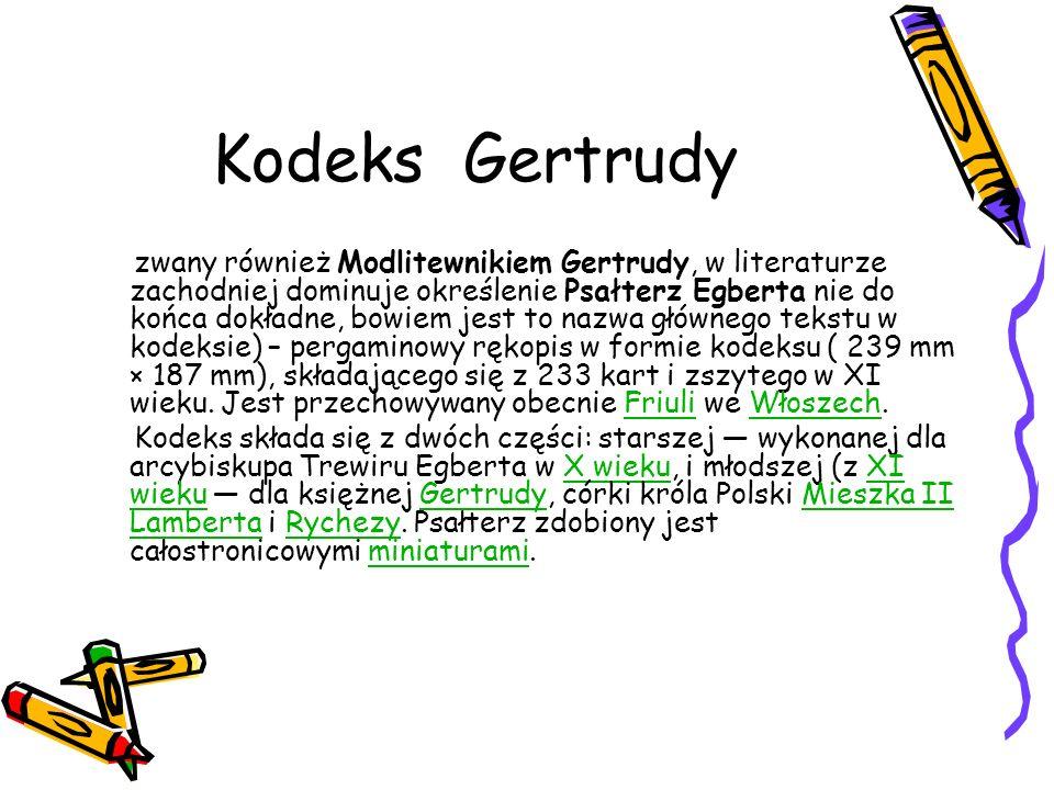 Kodeks Gertrudy