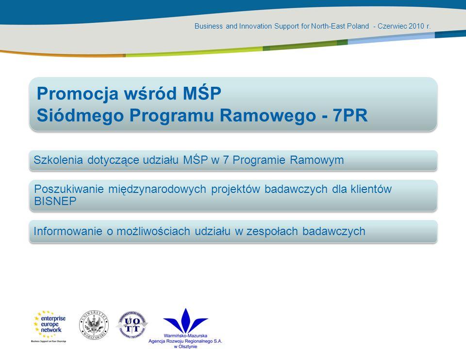 Siódmego Programu Ramowego - 7PR