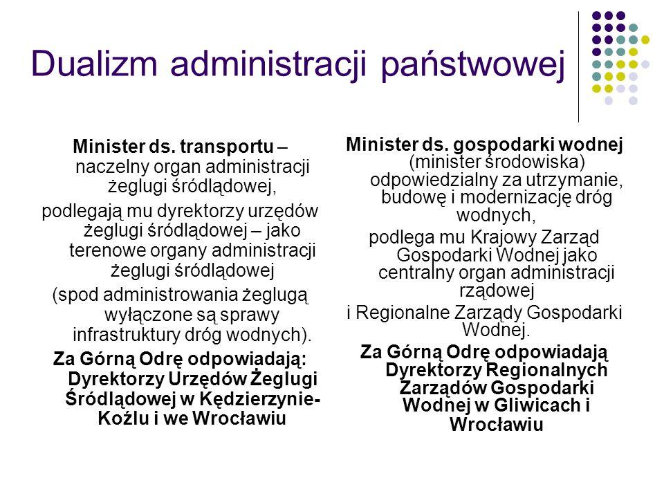 Dualizm administracji państwowej