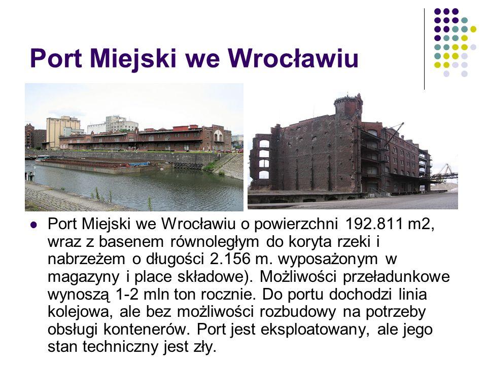 Port Miejski we Wrocławiu