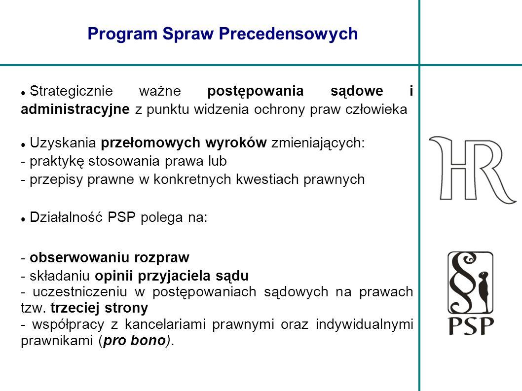 Program Spraw Precedensowych