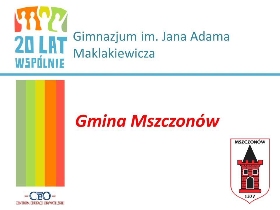 Gimnazjum im. Jana Adama Maklakiewicza