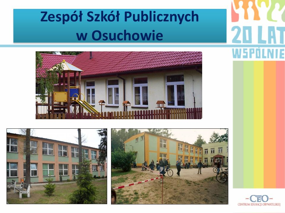 Zespół Szkół Publicznych w Osuchowie