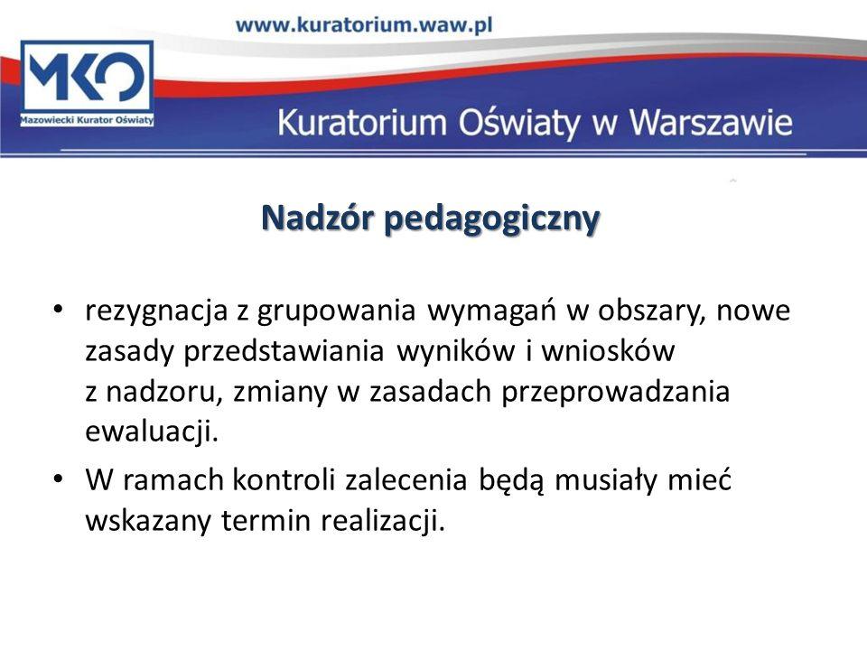 Nadzór pedagogiczny