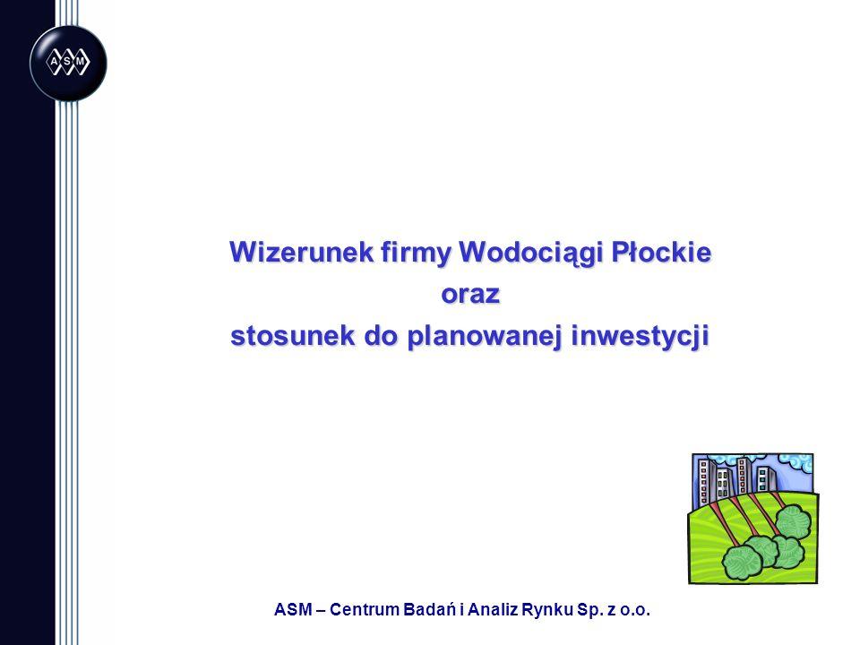 Wizerunek firmy Wodociągi Płockie oraz