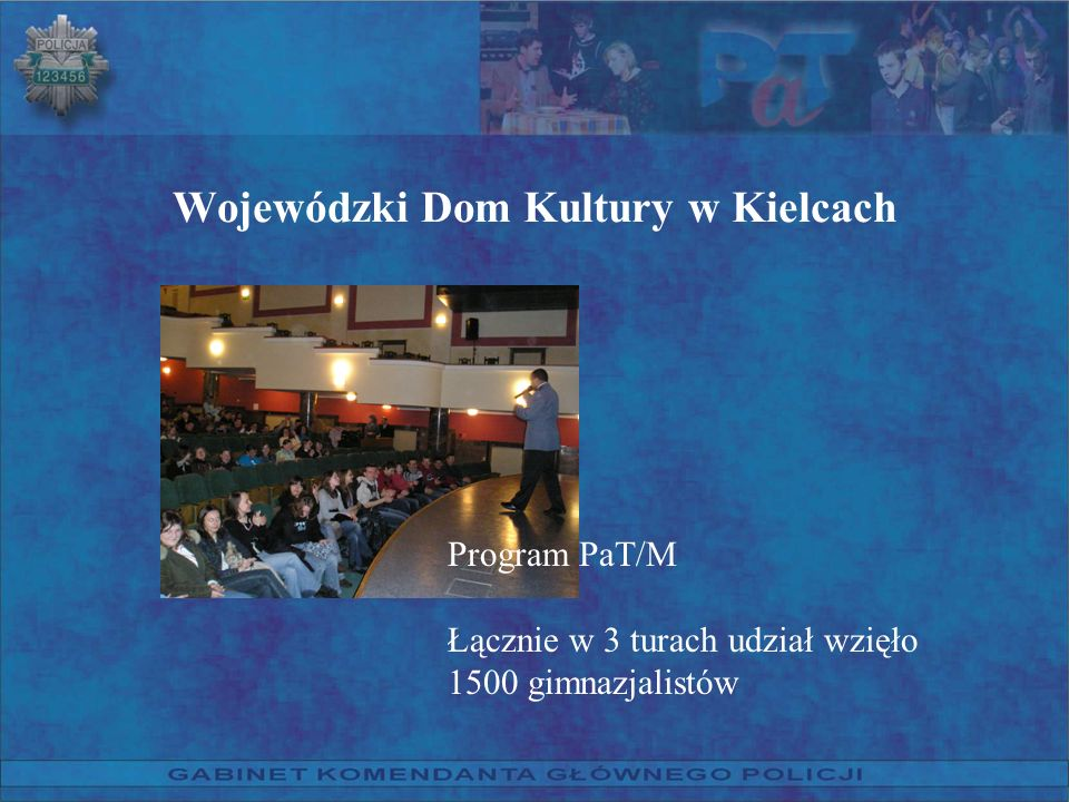 Wojewódzki Dom Kultury w Kielcach