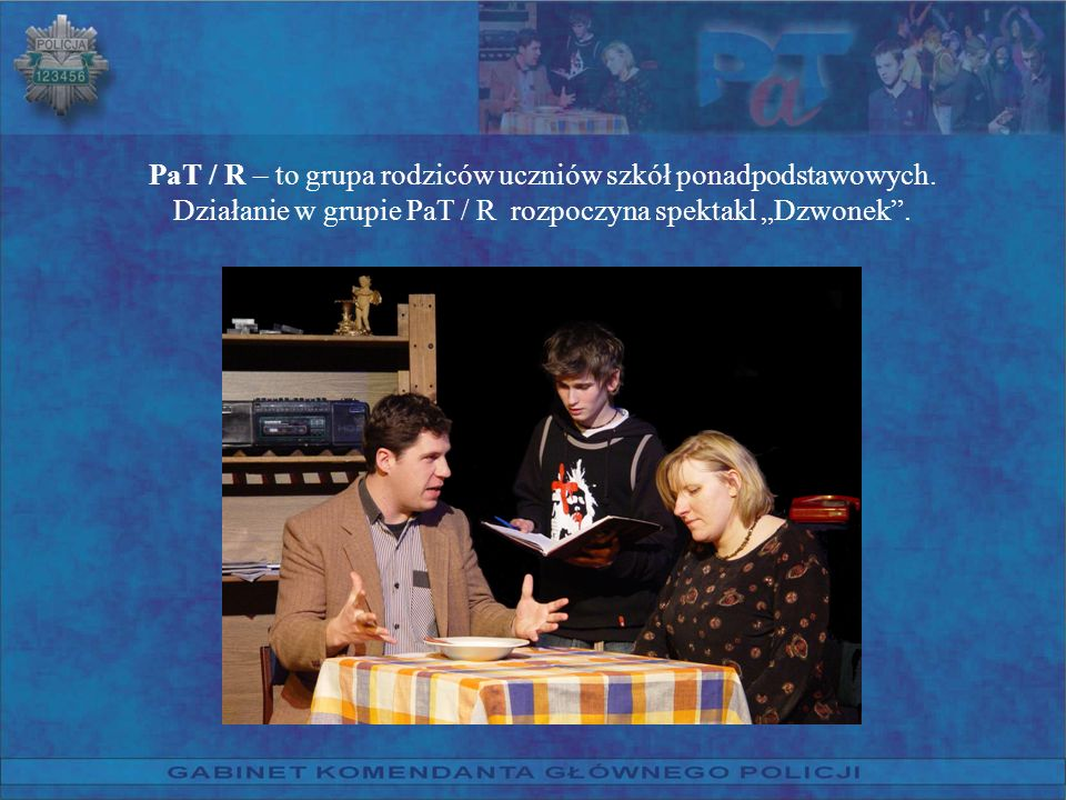 PaT / R – to grupa rodziców uczniów szkół ponadpodstawowych