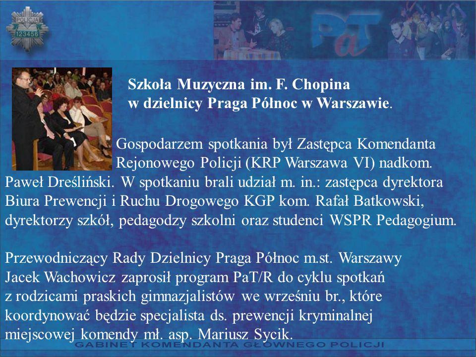 Szkoła Muzyczna im. F. Chopina