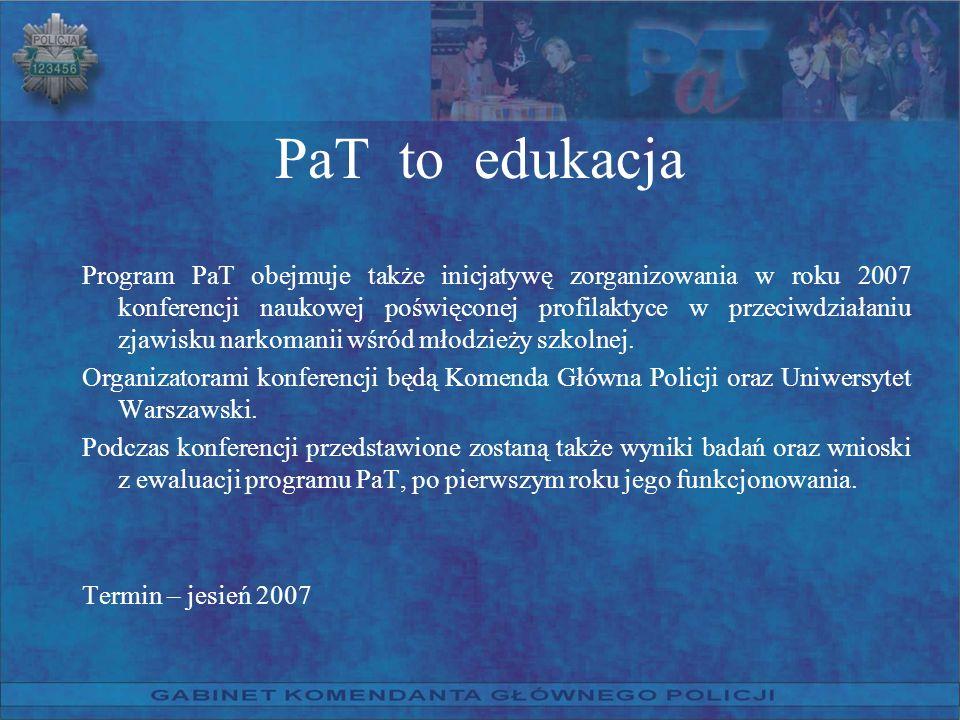 PaT to edukacja