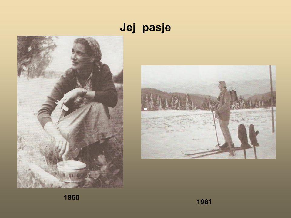 Jej pasje 1960 1961