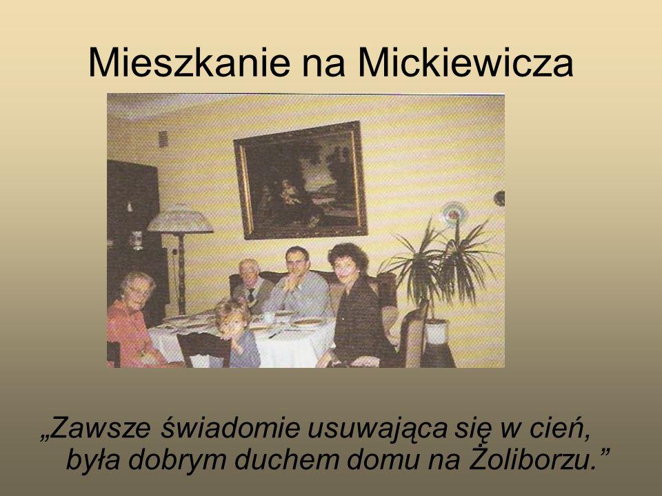 Mieszkanie na Mickiewicza