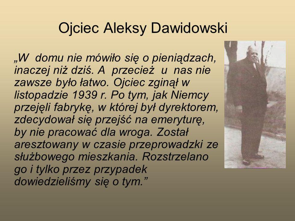 Ojciec Aleksy Dawidowski