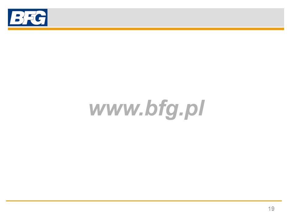 www.bfg.pl 19 19