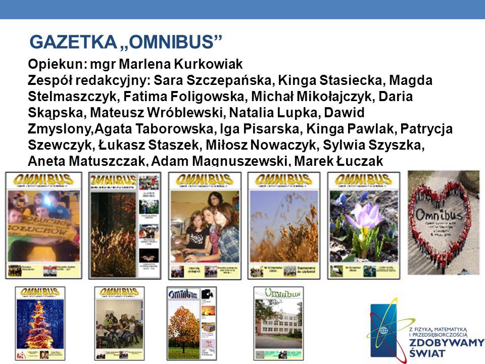 "Gazetka ""omnibus"