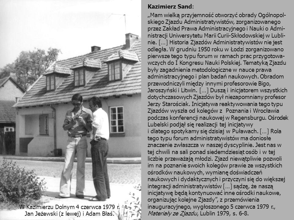 Kazimierz Sand: