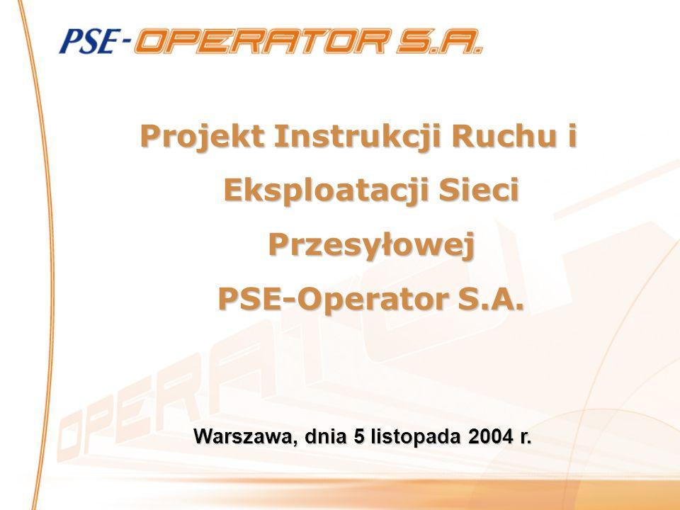 Warszawa, dnia 5 listopada 2004 r.