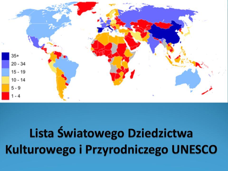 Lista Światowego Dziedzictwa Kulturowego i Przyrodniczego UNESCO