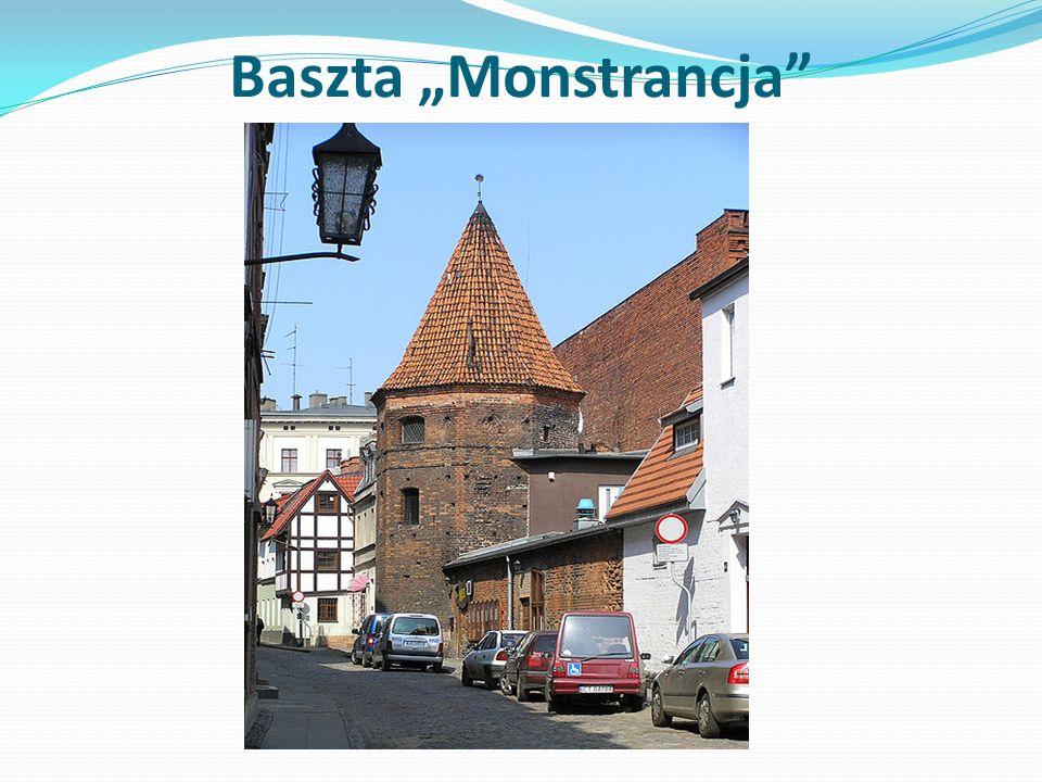 """Baszta """"Monstrancja"""