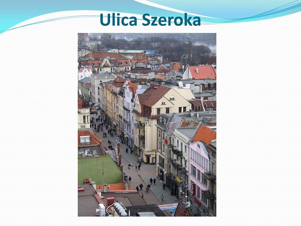 Ulica Szeroka