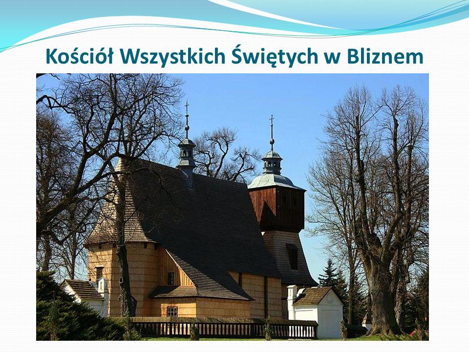 Kościół Wszystkich Świętych w Bliznem