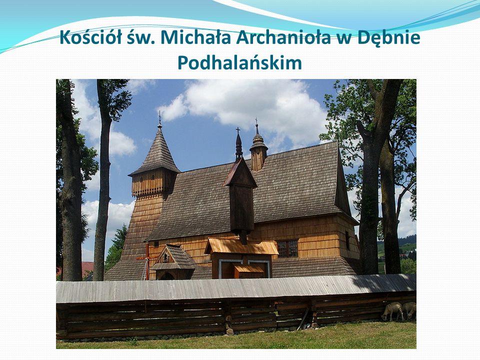 Kościół św. Michała Archanioła w Dębnie Podhalańskim