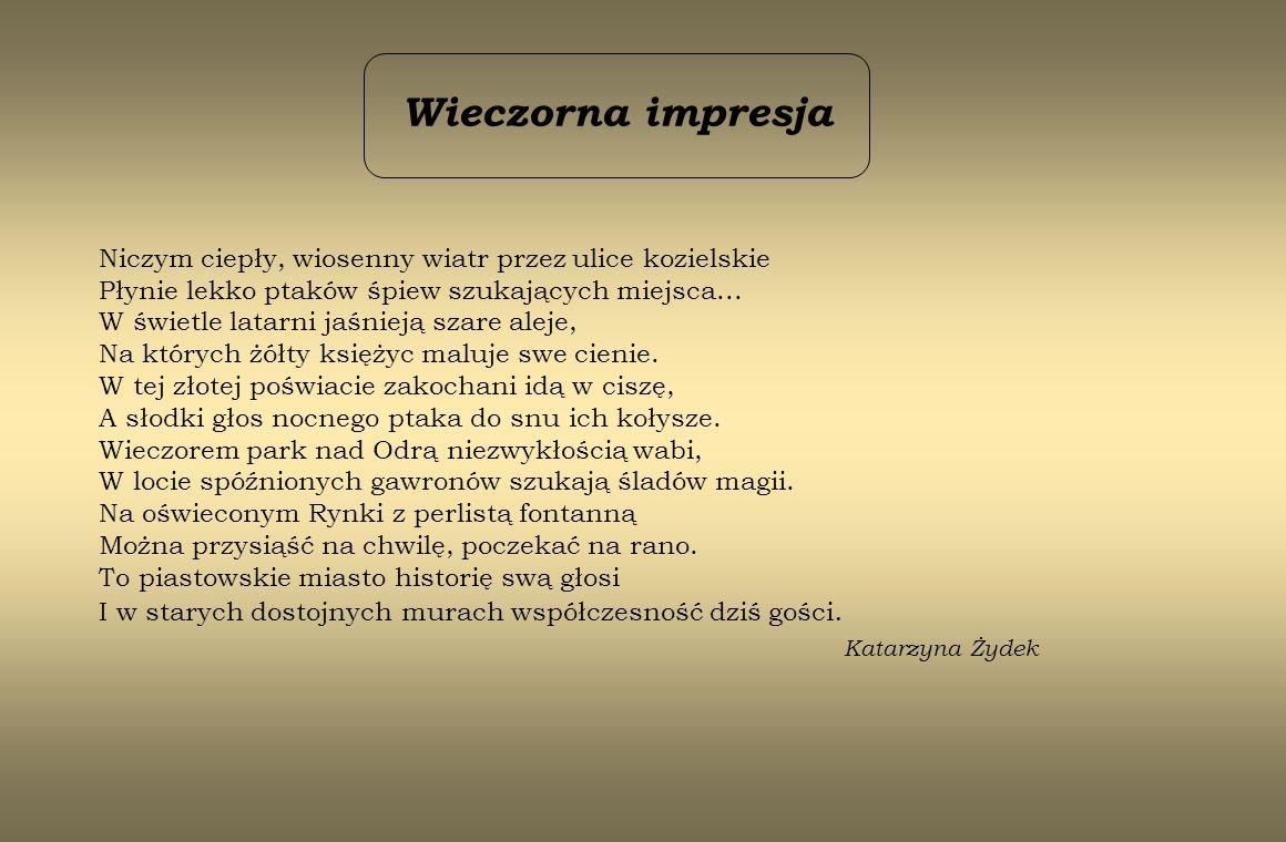 Wieczorna impresja Katarzyna Żydek