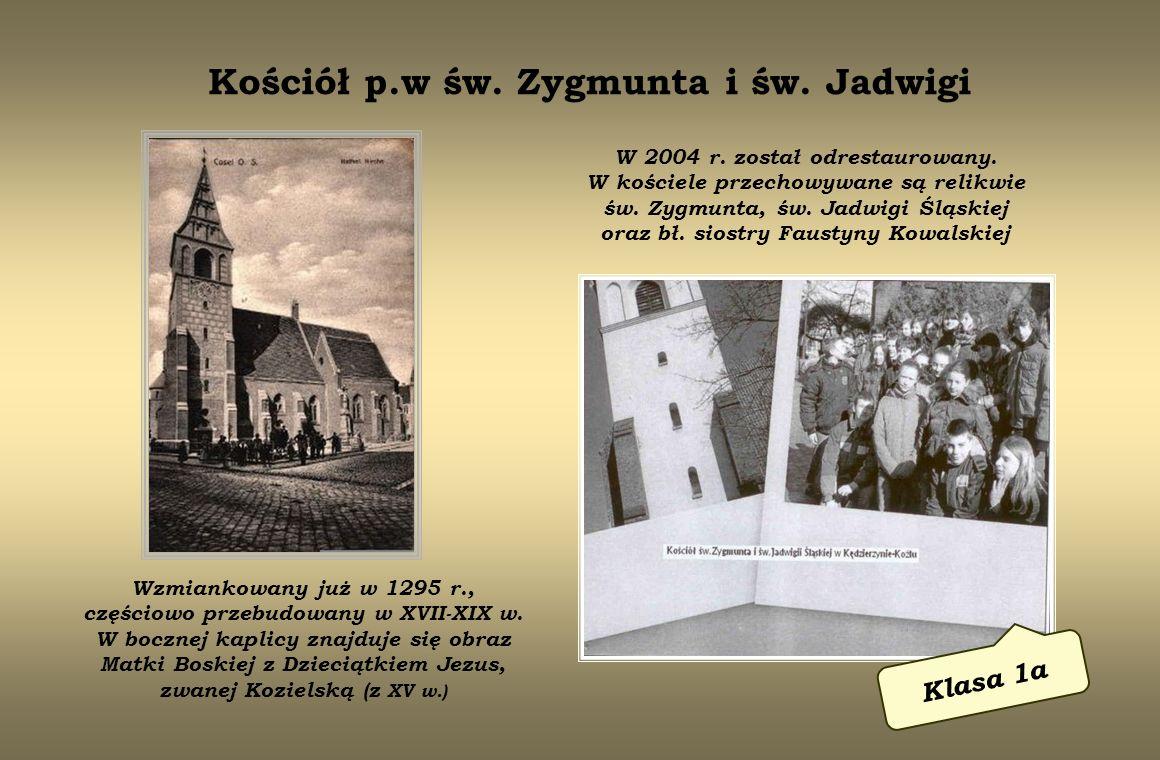 Kościół p.w św. Zygmunta i św. Jadwigi
