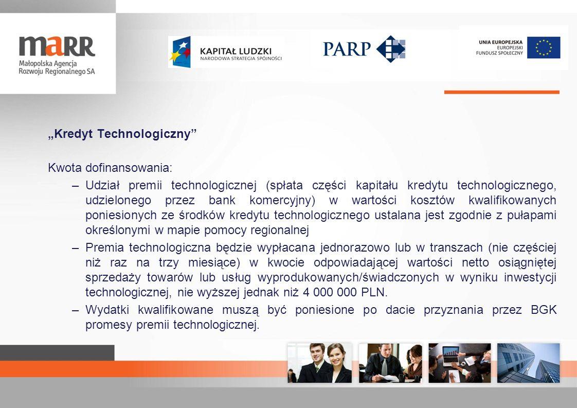 """Kredyt Technologiczny"