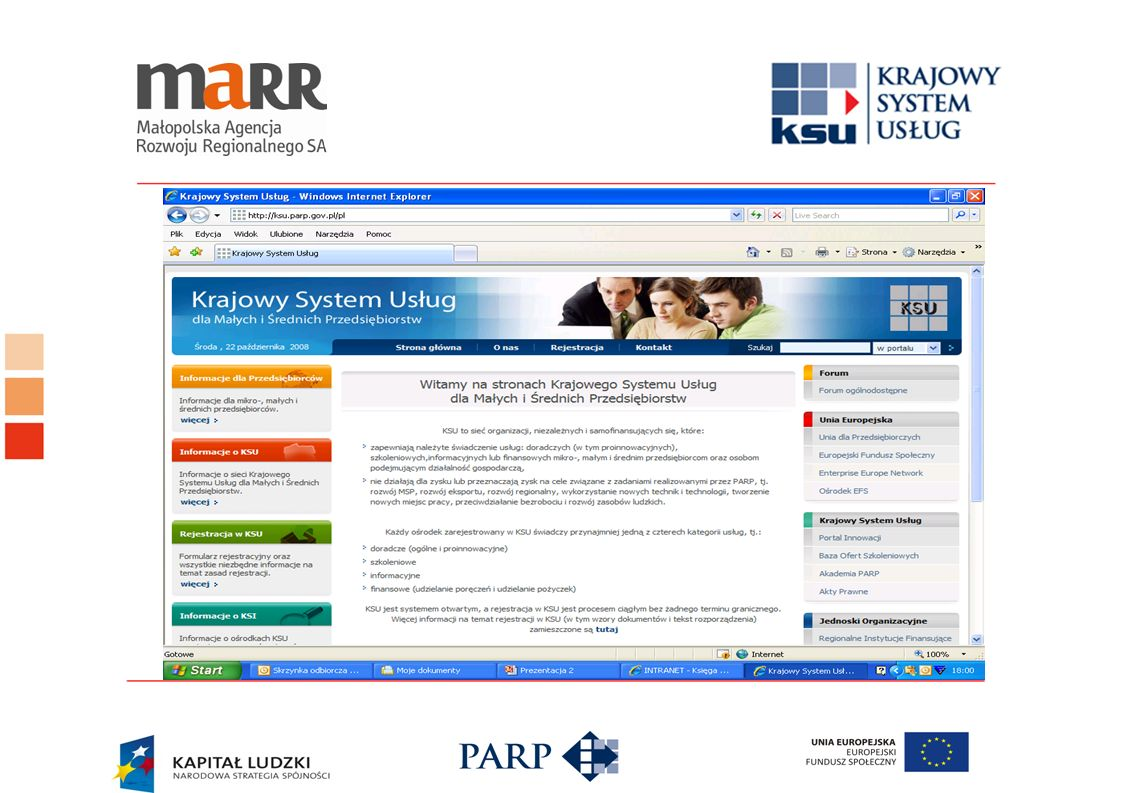 www.ksu.parp.gov.pl