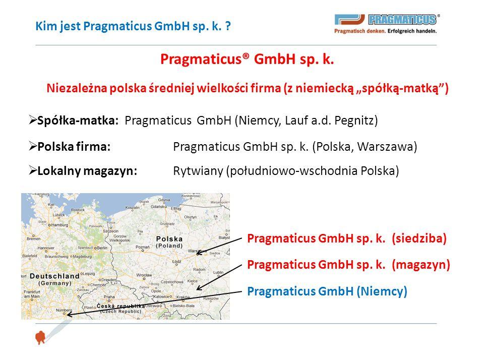 Pragmaticus® GmbH sp. k. Kim jest Pragmaticus GmbH sp. k.
