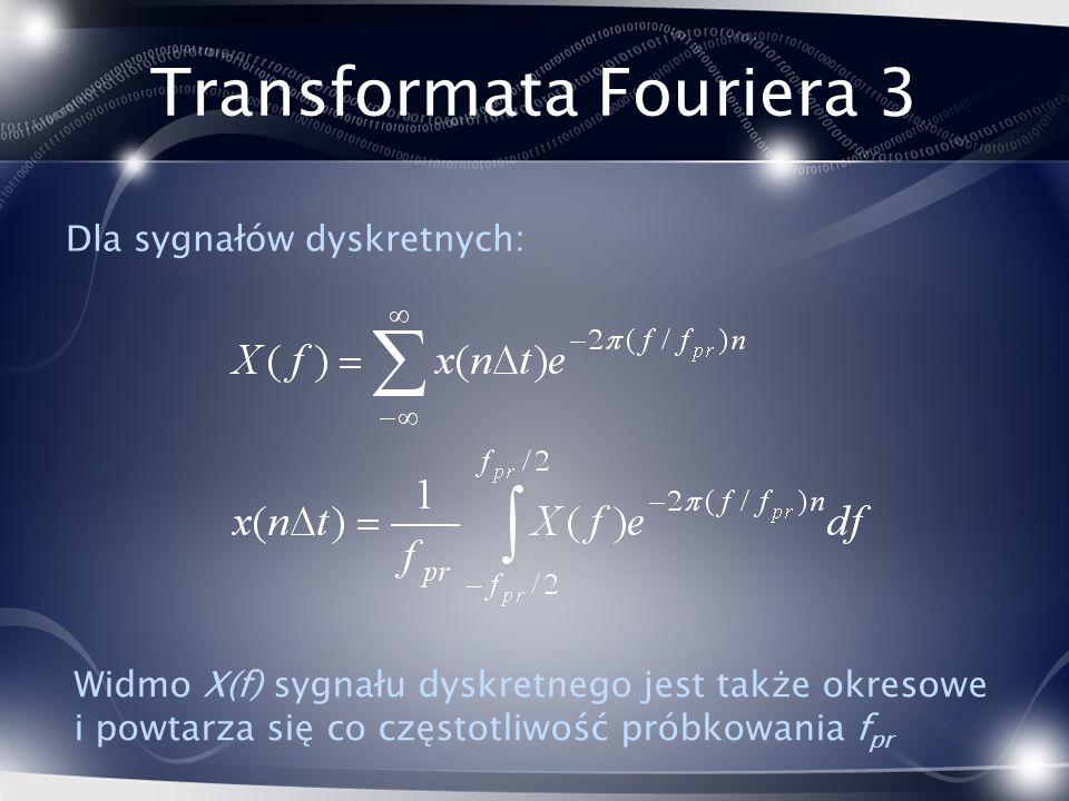 Transformata Fouriera 3