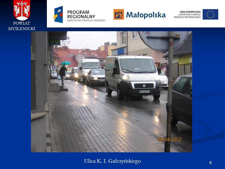 Ulica K. I. Gałczyńskiego