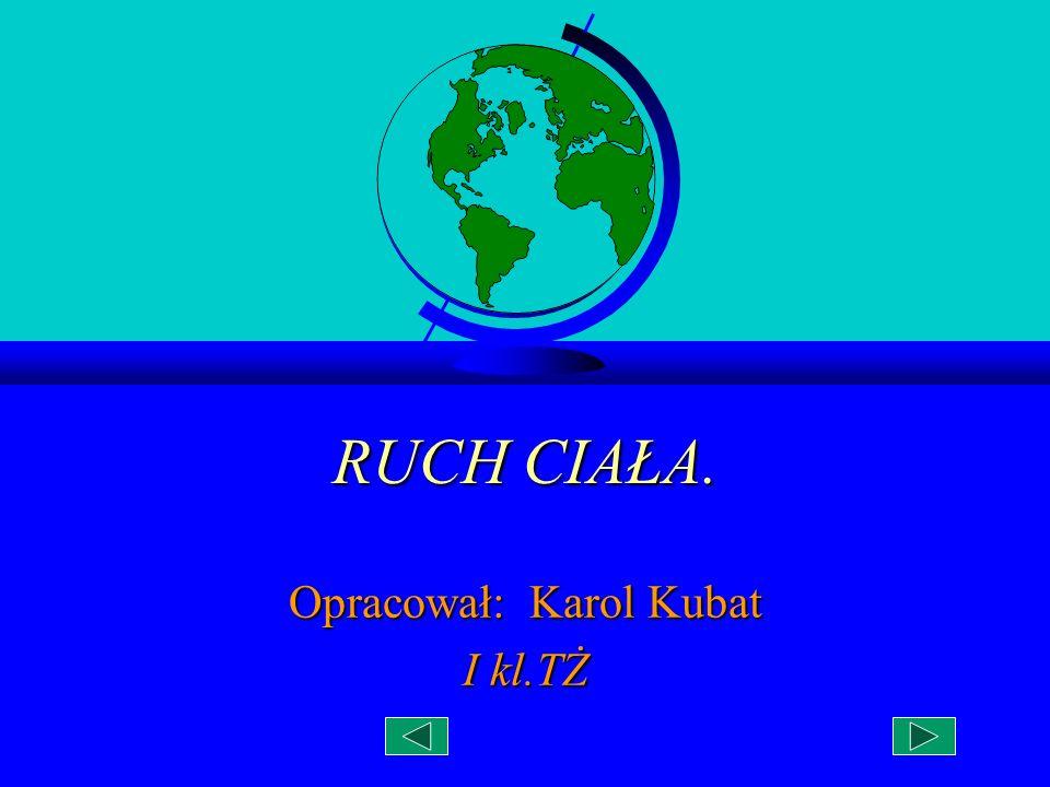 Opracował: Karol Kubat I kl.TŻ