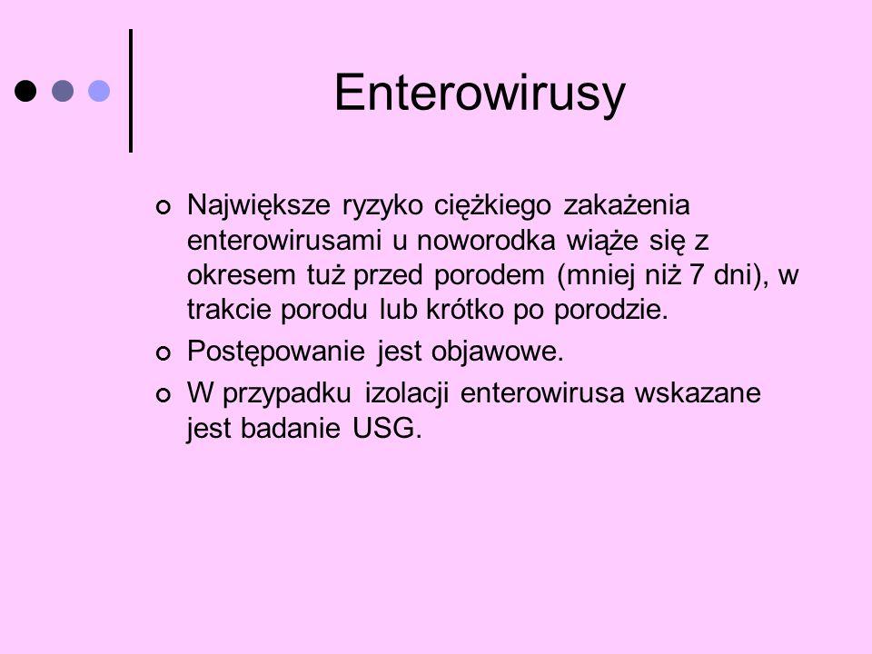 Enterowirusy